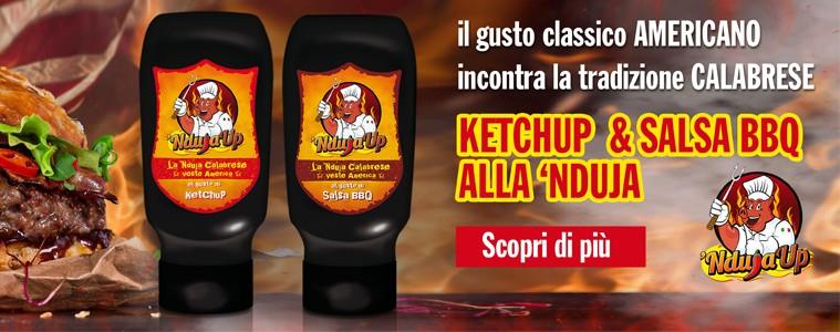 NdujaUp - Ketchup alla Nduja