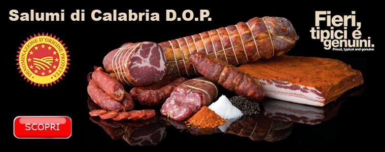 Salumi di Calabria DOP