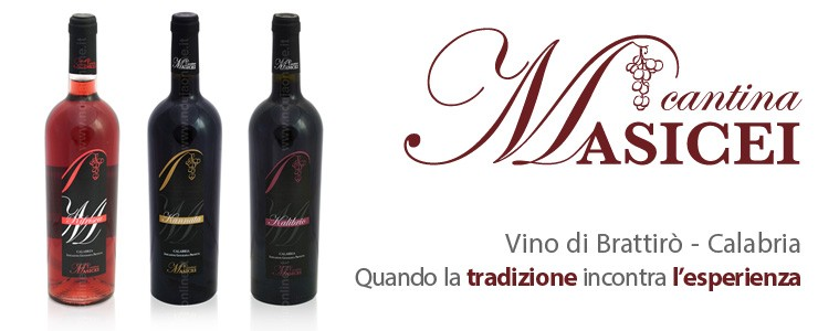 Vini di brattirò - Calabria