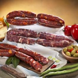 """Salsiccia """"Catena"""" - Gr 400 circa"""